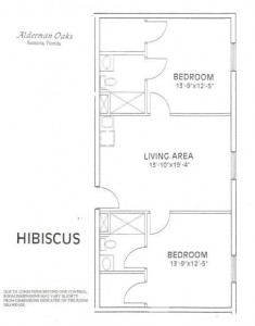 Alderman Oaks Floor Plan-Hibiscus