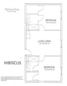 Alderman Oaks Floor Plan-Hibiscus