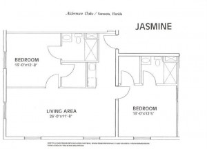 Alderman Oaks Floor Plan-Jasmine