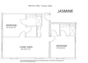 Alderman Oaks Floor Plan-Jasmine