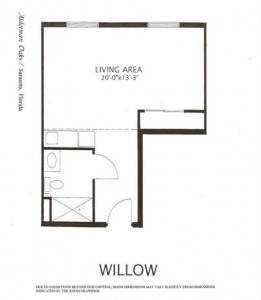 Alderman Oaks Floor Plan-Willow