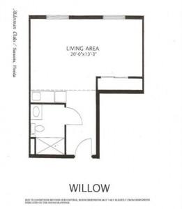Alderman Oaks Floor Plan-Willow