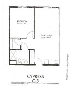 Cypress (C-3)