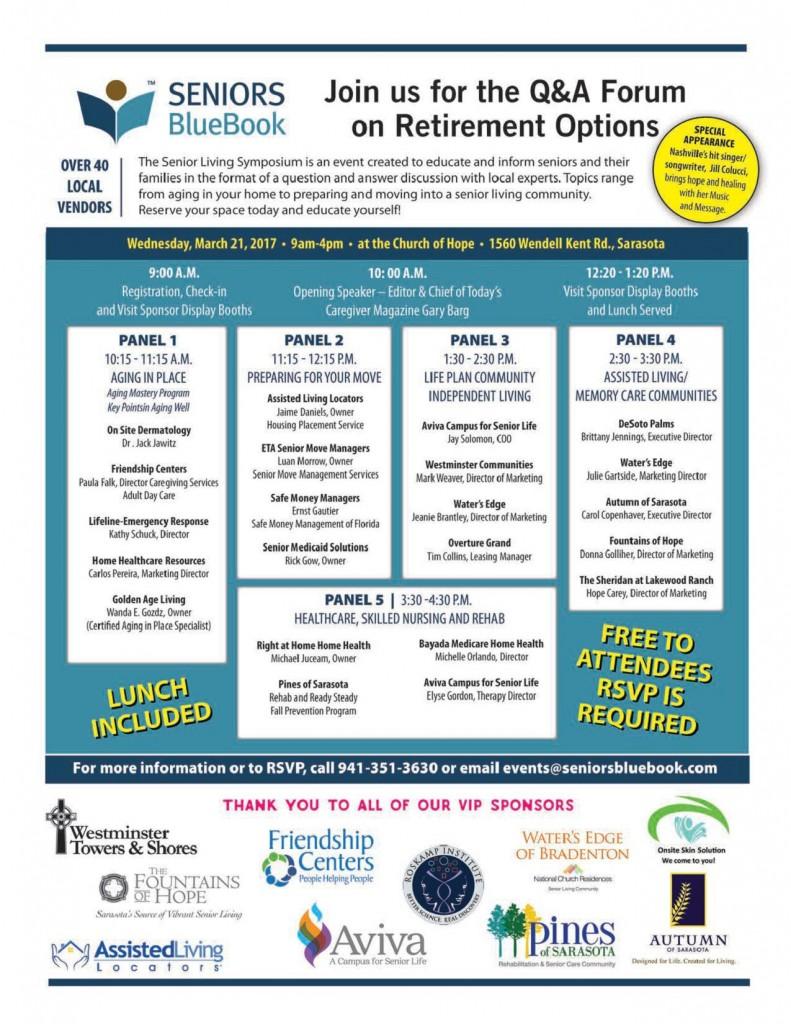 Senior Living Symposium (3-21-17)